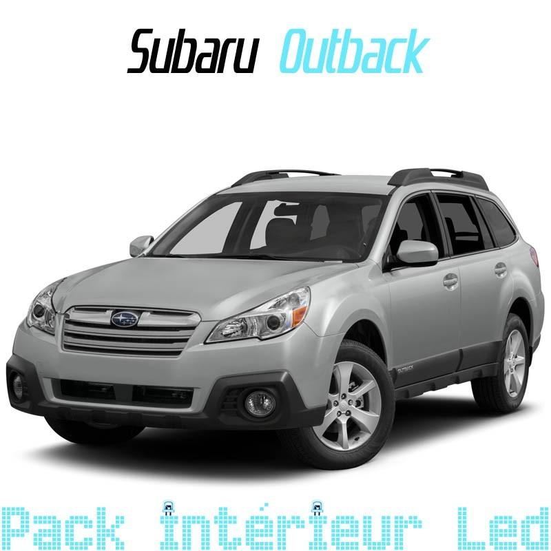 Pack Full led Intérieur Extérieur Subaru Outback