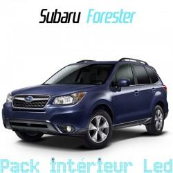 Pack intérieur led pour Subaru Forester 3