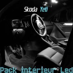 Pack intérieur led pour Skoda Yeti