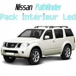Pack intérieur led pour Nissan Pathfinder