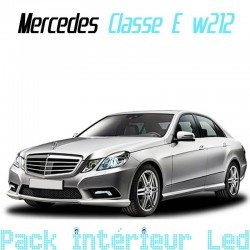 Pack Led Interieur Mercedes Classe E W212