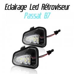 Pack éclairage led rétroviseur pour Volkswagen Passat B7