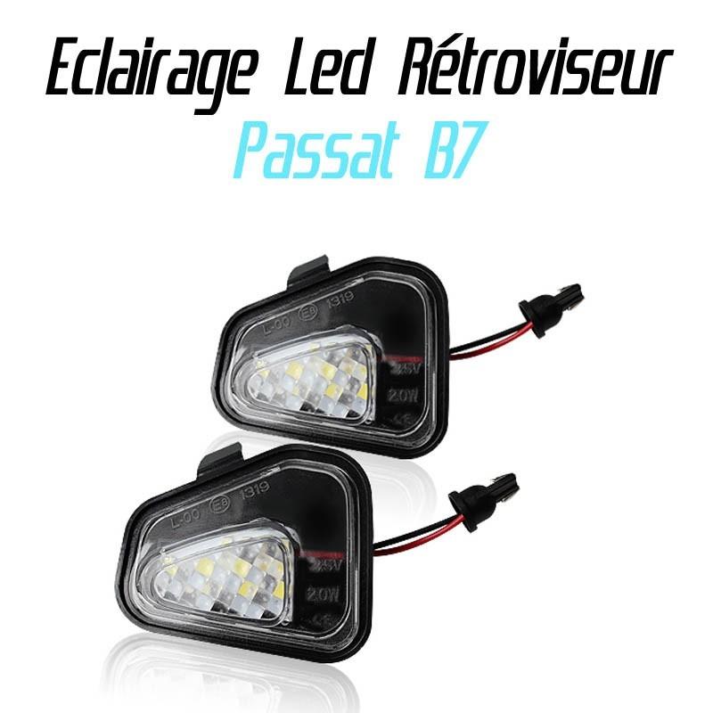 Pack éclairage rétroviseur LED pour Volkswagen Passat B7