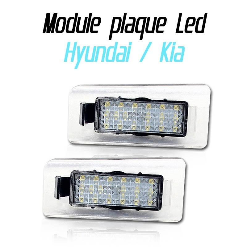 Pack Module de plaque LED pour Hyundai / Kia