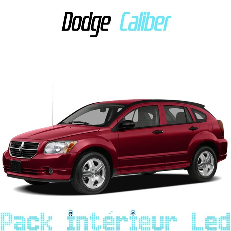 pack int rieur led pour dodge caliber led auto discount. Black Bedroom Furniture Sets. Home Design Ideas