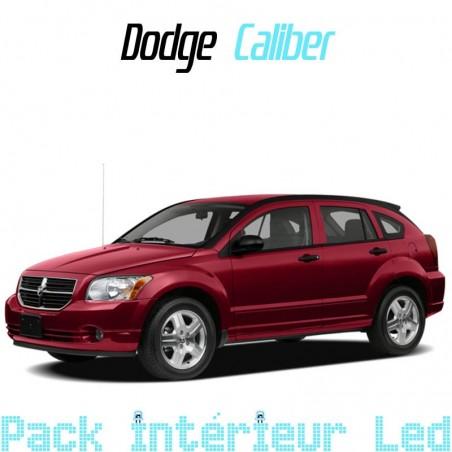 Pack intérieur led pour Dodge Caliber