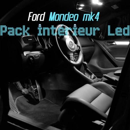 Pack intérieur led pour Ford Mondeo mk4