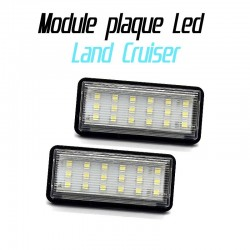Pack modules de plaque led pour Toyota Land Cruiser