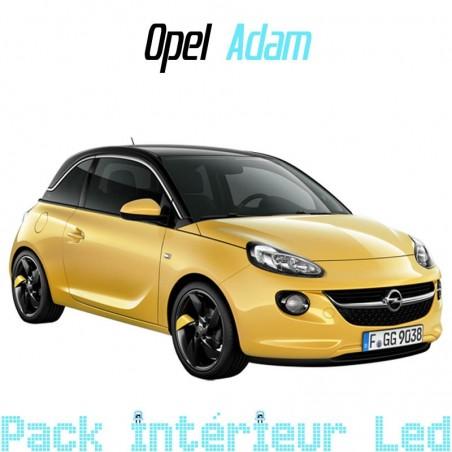 Pack intérieur pour Opel Adam