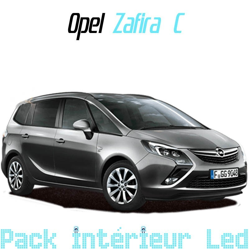 Pack Led interieur Opel Zafira C