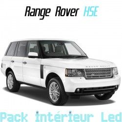 Pack Led Interieur Range Rover HSE