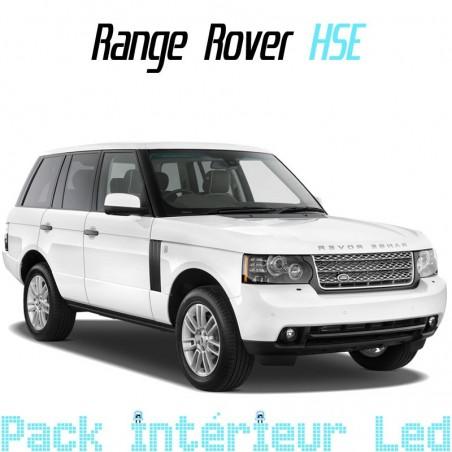 Pack intérieur led pour Range Rover HSE L322
