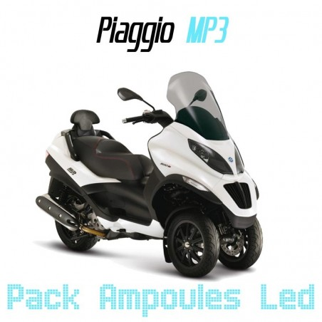 Pack Full Led Piaggio MP3