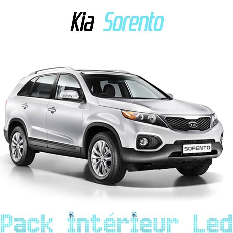 Pack Full led Intérieur Extérieur Kia Sorento