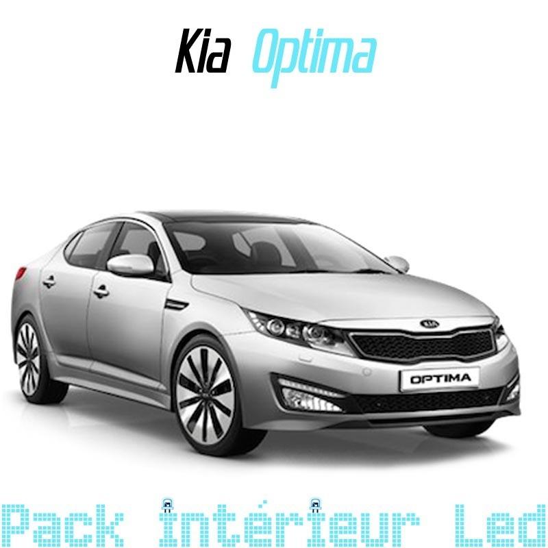 Pack Full led Intérieur Extérieur Kia Optima