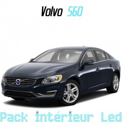 pack int rieur led pour volvo s60 ii led auto discount. Black Bedroom Furniture Sets. Home Design Ideas