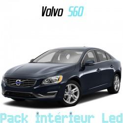 Pack intérieur led pour Volvo S60 II