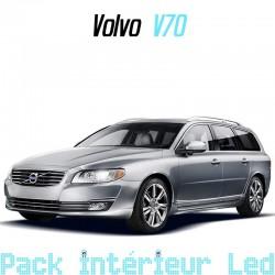 Pack intérieur led pour Volvo V70 III