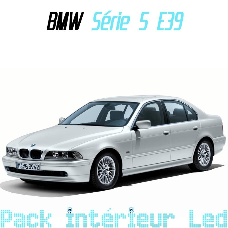 Pack Led interieur BMW série 5 E39