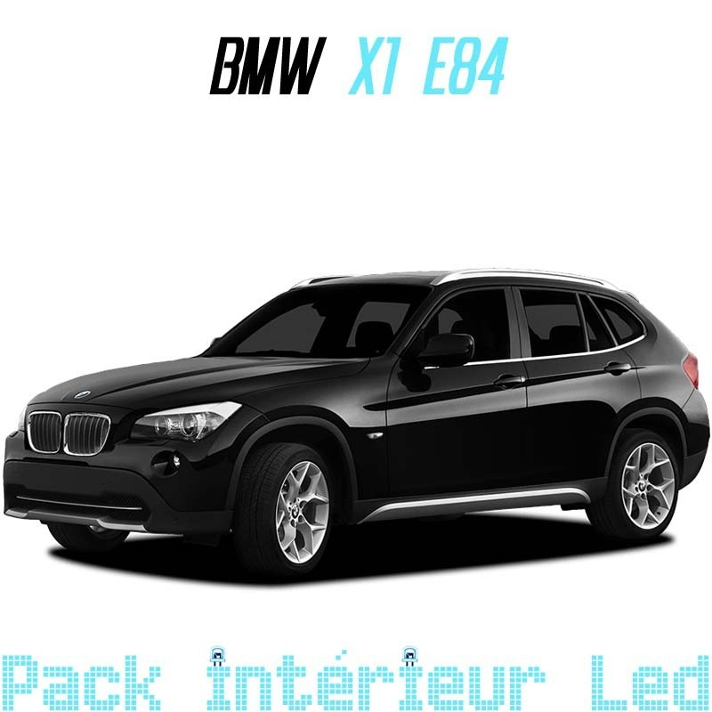 Pack Led interieur BMW X1 E84