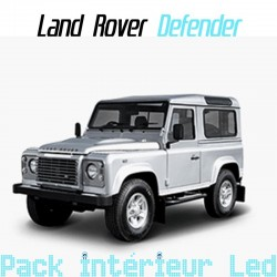 Pack Led Interieur Land Rover Defender