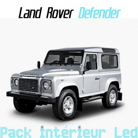 Pack intérieur led pour Land Rover Defender