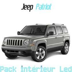 Pack Full Led interieur Jeep Commander