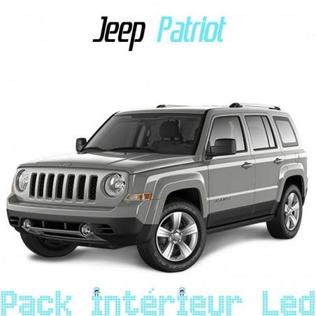 Pack intérieur led pour Jeep Patriot