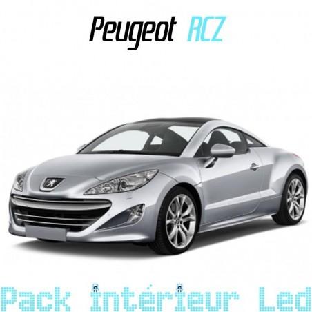 Pack intérieur led pour Peugeot RCZ