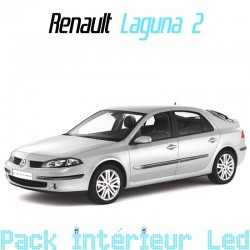 Pack Led interieur Renault Laguna 2