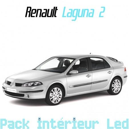 Pack intérieur led pour Renault Laguna 2 phase 1