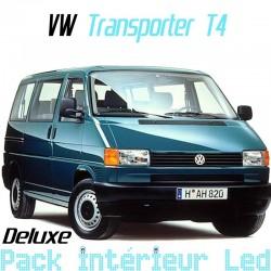 Pack intérieur led Deluxe pour Volkswagen Transporter T4 Combi