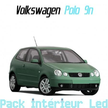 Pack intérieur led pour Volkswagen Polo 4 (9n1)
