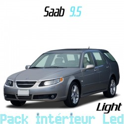 Pack intérieur Led Light Saab 9.5