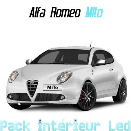 Pack intérieur led pour Alfa Roméo Mito