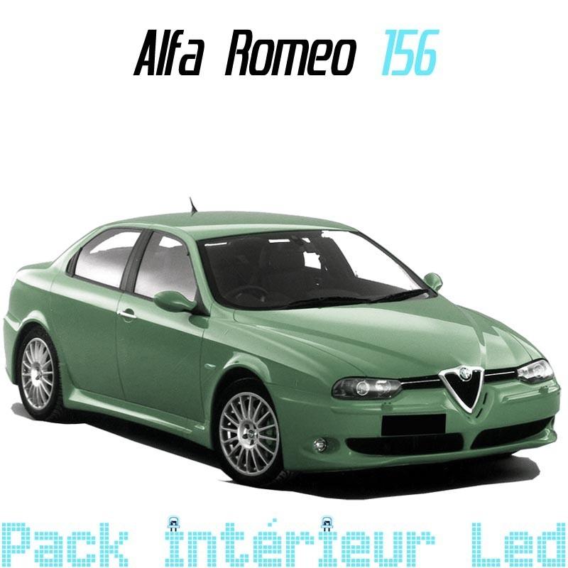 Pack intérieur Led Alfa Romeo 156