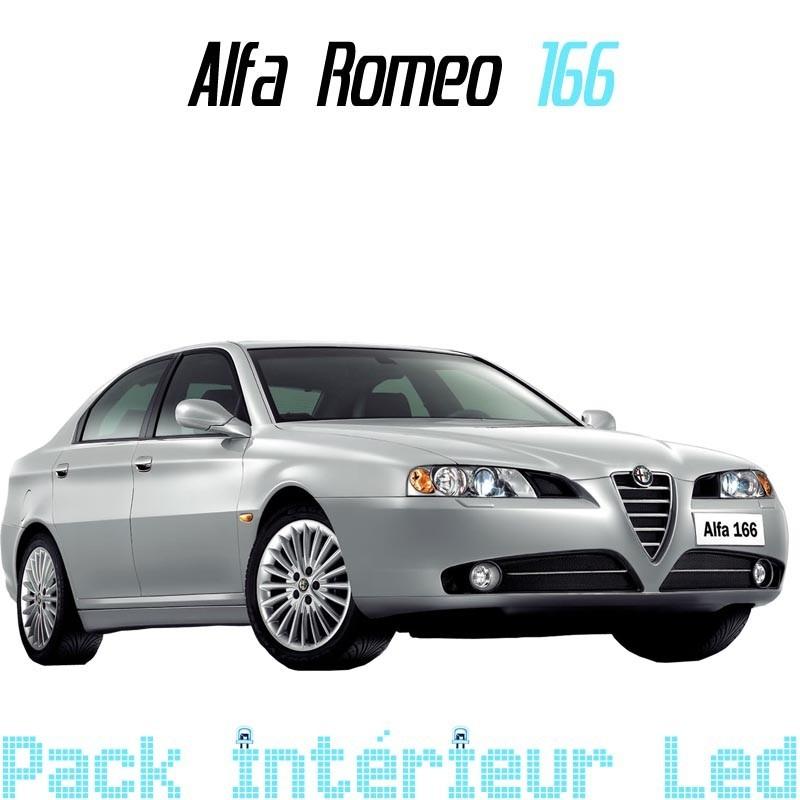 Pack intérieur Led Alfa Romeo 166