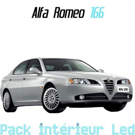 Pack intérieur led pour Alfa Roméo 166