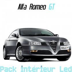 Pack intérieur led pour Alfa Roméo GT