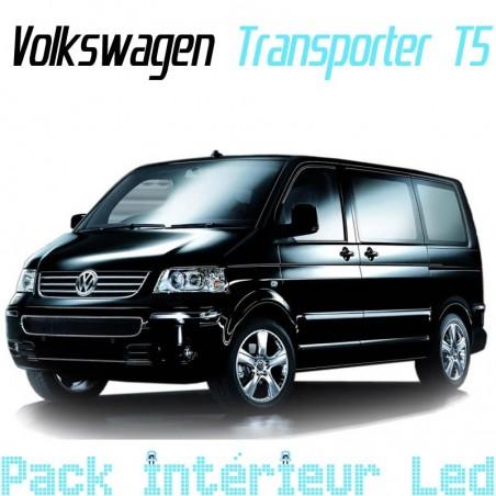 Pack intérieur led light pour Volkswagen Transporter T5 Combi