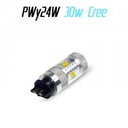 Ampoule LED PW24W (CREE 30w)