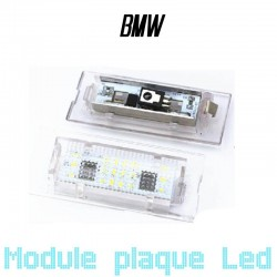 Pack modules de plaque led pour BMW X5 E53 et X3 E83