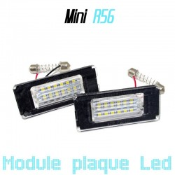 Pack modules de plaque led pour Mini Cooper S R56