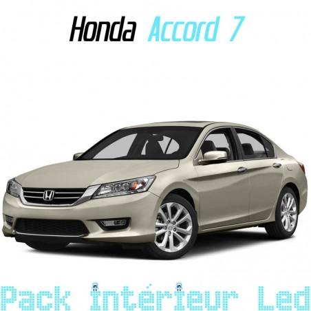 Pack intérieur pour led Honda Accord 7