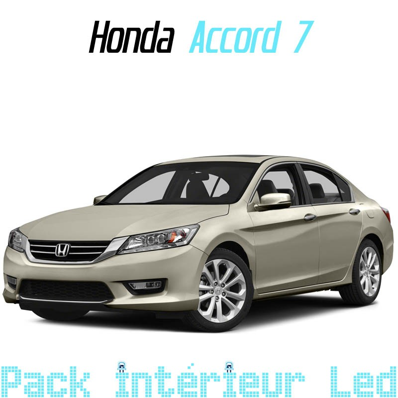 pack intrieur extrieur led honda accord 7