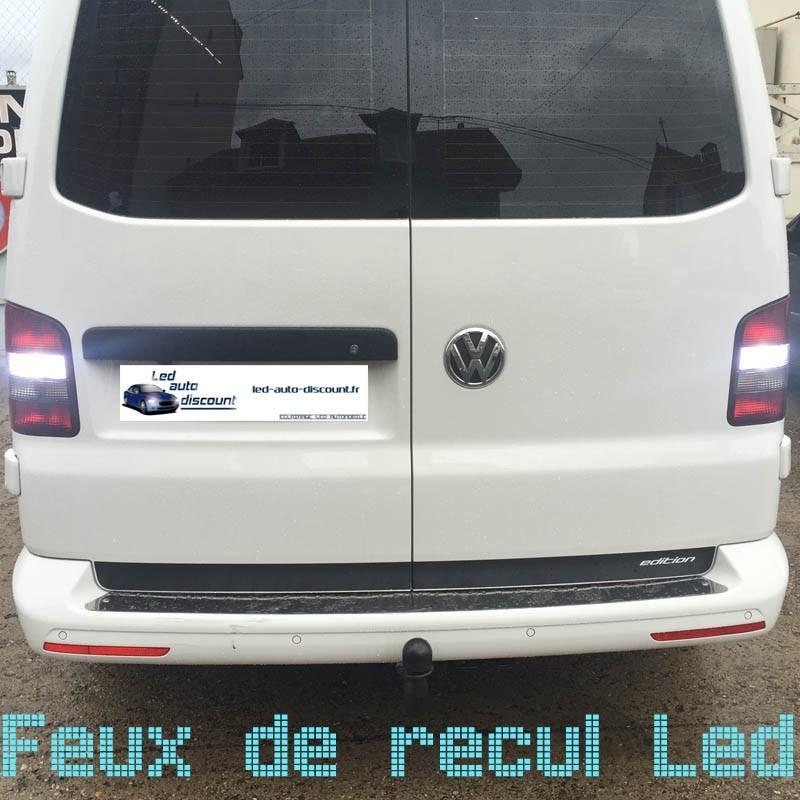 Pack Feux de Recul Led pour Volkswagen Transporter T5