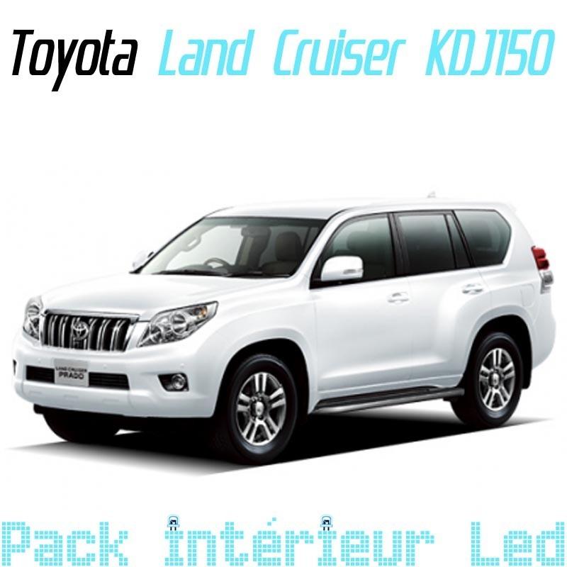 Pack Full led Intérieur Toyota Land Cruiser KDJ150