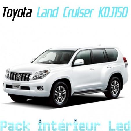 Pack intérieur led pour Toyota Land Cruiser KDJ 150 et KDJ 155