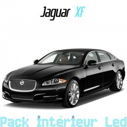 Pack Led Interieur Jaguar XF