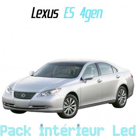 Pack Led intérieur Lexus ES 4gen